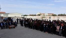 Necip Fazıl Kısakürek Sosyal Bilimler Lisesi Afrin...
