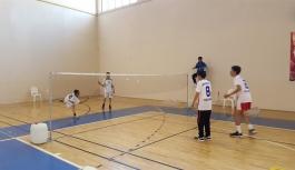 Okullar Arası Badminton İl Birinciliği Müsabakaları...