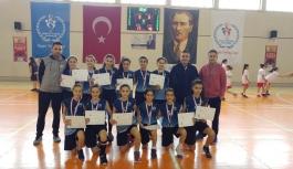 Okullar Arası Basketbol Grup Müsabakaları Sona...