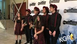 Fizy Liseler Arası Müzik Yarışmasında Karamanlı...