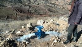 Karaman'da Dağlık Alanlardaki Arazilerde Sulu...