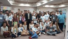 Karaman'ı Romanya'da Tanıttılar