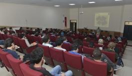 KMÜ Mühendislik Fakültesi Öğrencilerine Raspberry...
