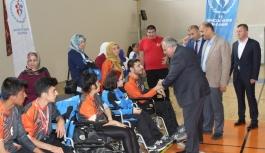 Milletvekili Şeker, Amatör Spor Kulüplerinin Temsilcileriyle...