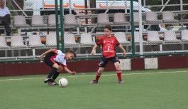 Okullar Arası Küçükler Futbol Grup Müsabakaları...