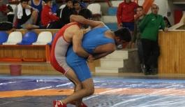 Okullararası Gençler Güreş Grup Müsabakaları...