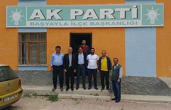 AK Parti Milletvekili Aday Adayı Adem Kocatürk Taşeli...