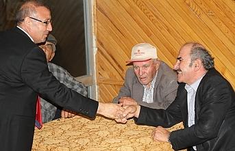 AK Parti Milletvekili Aday Adayı Göktekin'in Ziyaretleri...
