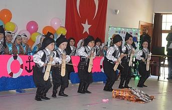 Ermenek Anaokulu'nun Yıl Sonu Gösterisi Beğenildi