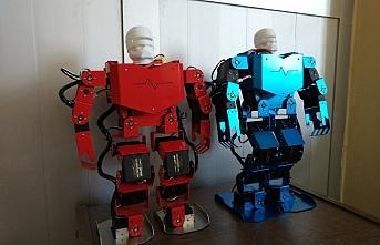 İlimize Ödül Getiren Robotlar Görücüye Çıktı