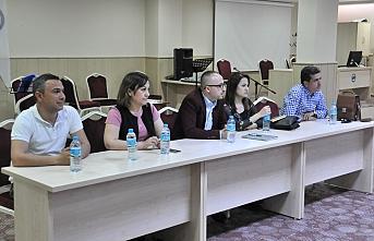 KMÜ Öğrencilerine İş Sağlığı Ve Güvenliği...