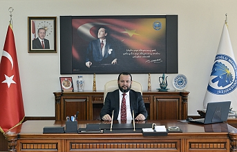 KMÜ Rektörü Akgül'ün 13 Mayıs Türk Dil Bayramı...