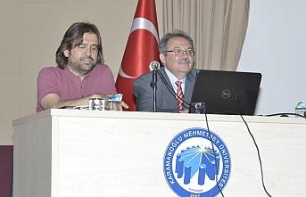 KMÜ'de Nükleer Enerji Konferansı