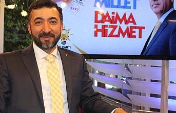 """Milletvekili Adayı Türk """"Kudüs İslam'ın..."""