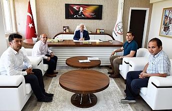 """Zorba Olma Kanka Ol"" Projesinin İlk Ziyaret..."
