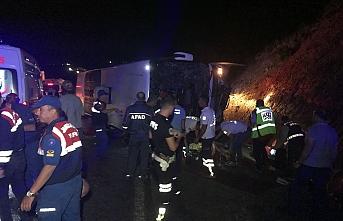 Adliyeye Sevk Edilen Otobüs Şoförü Tutuklandı