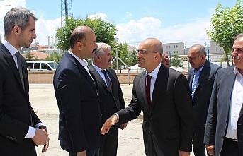 Başbakan Yardımcısı Mehmet Şimşek'ten Karaman'a...