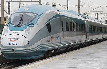 Karaman-Konya Arası Hızlı Tren Test Sürüşleri...