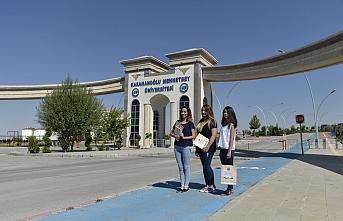 KMÜ'de Yabancı Uyruklu Öğrenci Başvuruları...