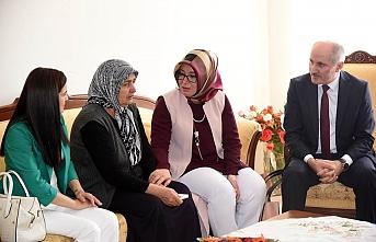 Şehit Ailelerine Bayram Ziyareti Gerçekleştirildi