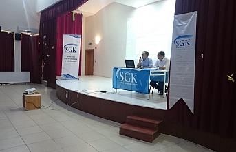 SGK'dan Ermenek'te Yapılandırma Toplantısı