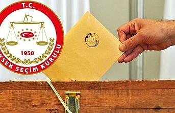 Ülke Geneli Cumhurbaşkanlığı Açılan %98 Milletvekilliği...