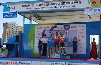 Çin'deki Yarışların 9. Etabında da Birinci...