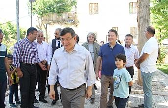 Davutoğlu Ve Babacan''dan Sürpriz Ermenek...