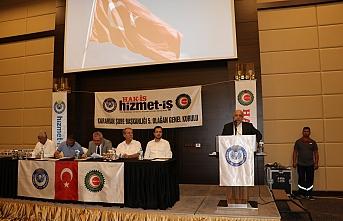 Hak-İş Konfederasyonu Genel Başkanı Mahmut Arslan:...