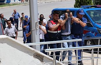 Karaman'daki Silahlı Yağma Ve Hırsızlık...