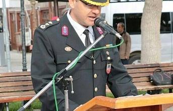 Karaman İl Jandarma Komutan Yardımcısı Kazada...