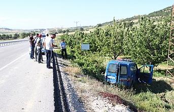 Karaman'da Jandarma Aracı Kaza Yaptı: 2 Asker...