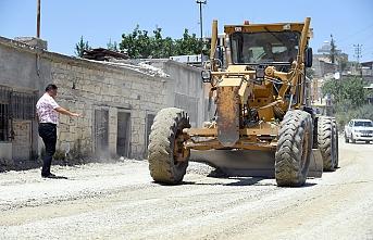 Mersin'deki Yol Çalışmaları Karaman'a...