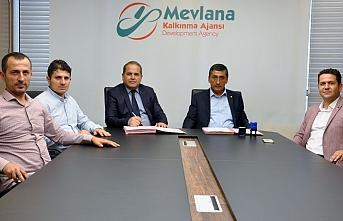 Ticaret Borsası Ve MEVKA Arasında Elektronik Satış...