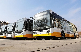 Türk Dünyası Kültür Parkı'na Belediye Otobüs...