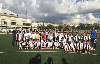 Beşiktaş'ın Genç Yetenekleri Yetişiyor