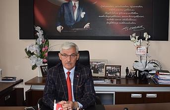 "İl Genel Meclisi Başkanı Kapar ""Aydınlık Yarınlarda..."