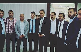 Karamanlı Beşiktaşlılardan Orman'a Destek