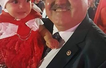 """Milletvekili Şeker; """"30 Ağustos Zafer Bayramını..."""