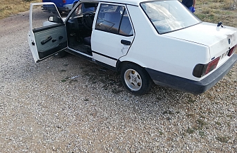 Çalınan Otomobil Dereköy'de Bulundu