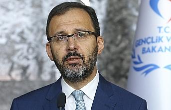 Gençlik ve Spor Bakanı Kasapoğlu: KYK Yurtlarına...