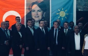İYİ Parti Genel Başkan Yardımcısı Buğra Kavuncu:...
