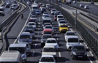 Karaman'da Motorlu Kara Taşıt Sayısı Bir Yılda...