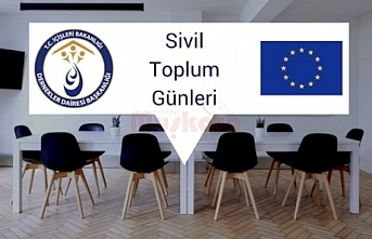 Konya'da Sivil Toplum Günleri Düzenlenecek