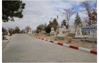 Mezarlıklar Müdürlüğü Sunduğu Hizmetle Adından...