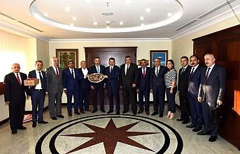Türkiye Kırmızı Et Üreticileri Merkez Birliğinden...