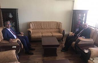 Vali Meral'den Başsavcı Yılmaz'a Ziyaret