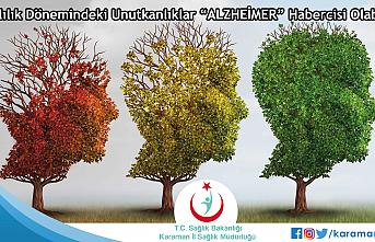 """Yaşlılık Dönemindeki Unutkanlıklar """"Alzheimer""""..."""