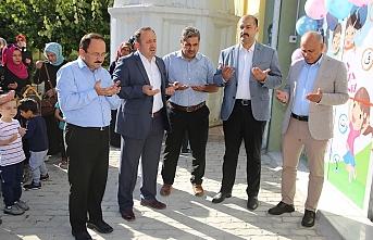 Zeyve Sultan Camii Kur'an Kursu Başkan Çalışkan...