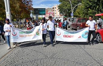 Dünya Yürüyüş Günü Yapıldı
